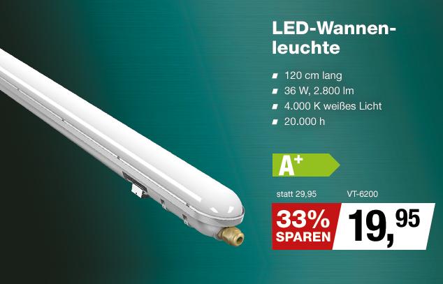 Artikel: VT-6200; EUR 19.95