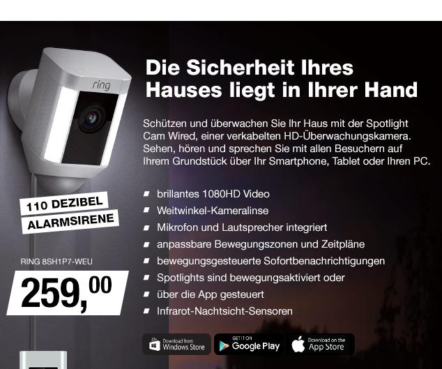 Artikel: RING 8SH1P7-BEU0; EUR 259.00