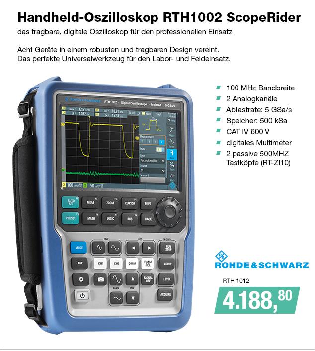 Artikel: RTH 1012; EUR 4188.80