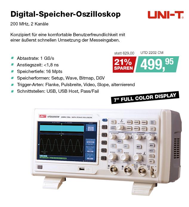 Artikel: UTD 2202 CM; EUR 479.95