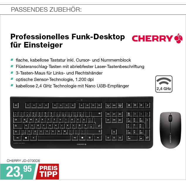 Artikel: CHERRY JD-0700DE; EUR 23.95