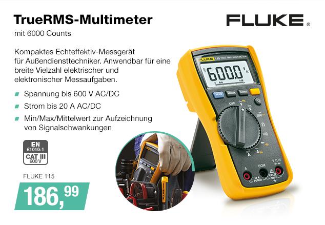 Artikel: FLUKE 115; EUR 210.20