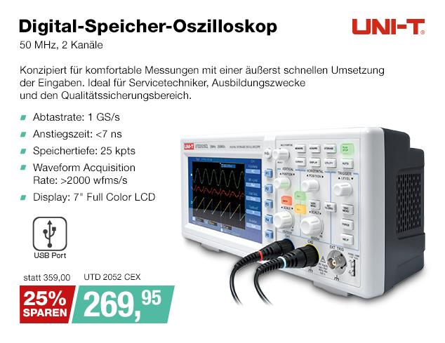 Artikel: UTD 2052 CEX; EUR 359.00