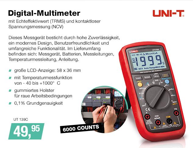 Artikel: UT 139C; EUR 49.95