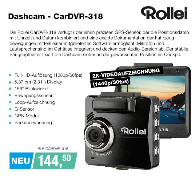 Artikel: RLE CARDVR-72; EUR 65.50