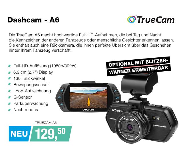 Artikel: TRUECAM A6; EUR 129.50