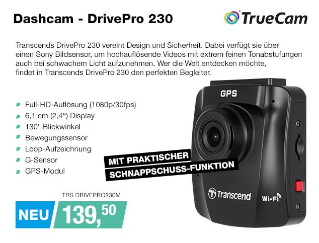 Artikel: TRS DRIVEPRO230M; EUR 127.70