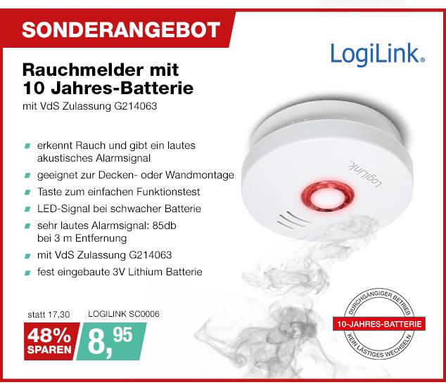 Artikel: LOGILINK SC0006; EUR 8.95