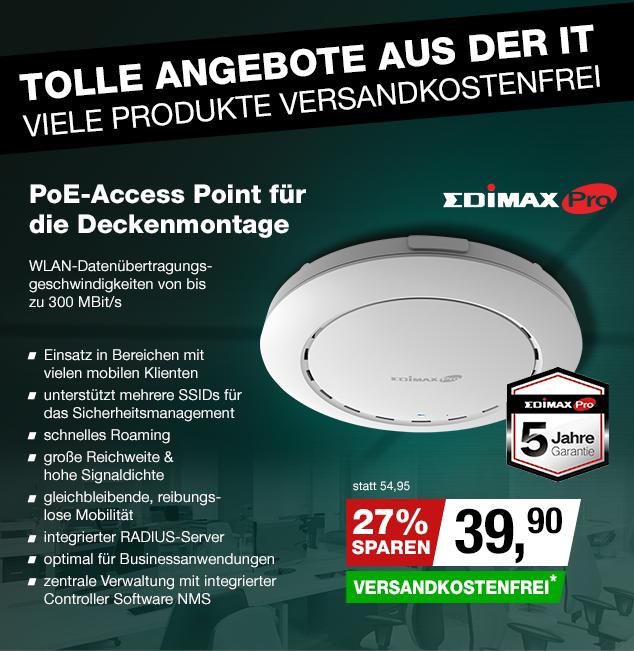Artikel: EDI CAP300; EUR 48.90