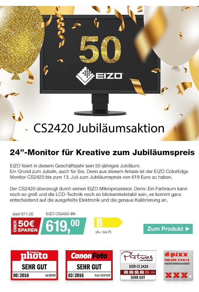 Artikel: EIZO CS2420-BK; EUR 659.00