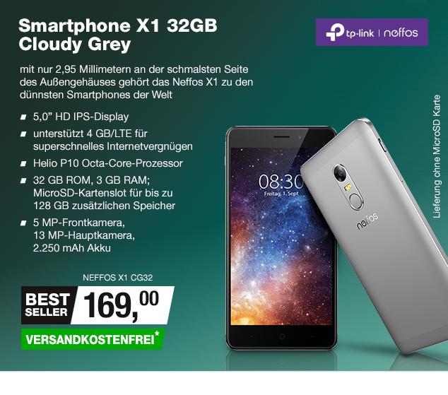 Artikel: NEFFOS X1 CG32; EUR 169.00