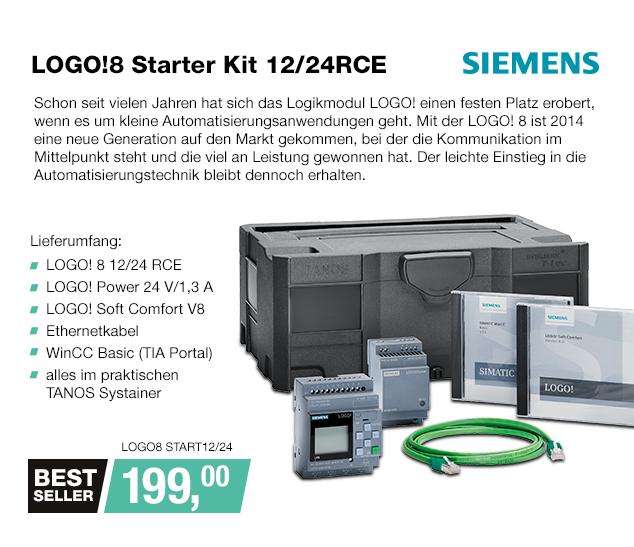 Artikel: LOGO8 START12/24; EUR 199.00