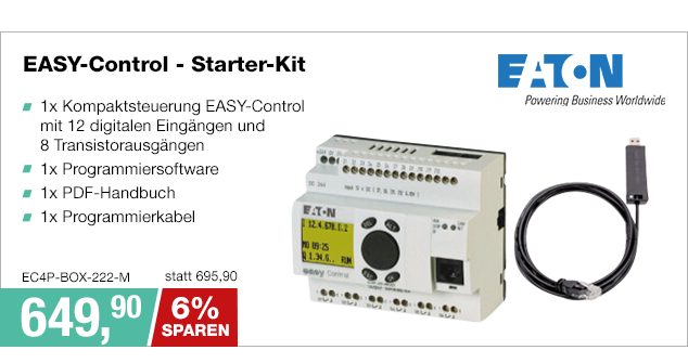 Artikel: EC4P-BOX-222-M; EUR 649.00