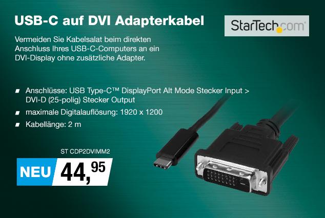 Artikel: ST CDP2DVIMM2; EUR 44.95