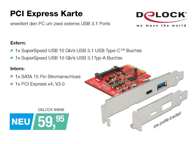 Artikel: DELOCK 89898; EUR 59.95