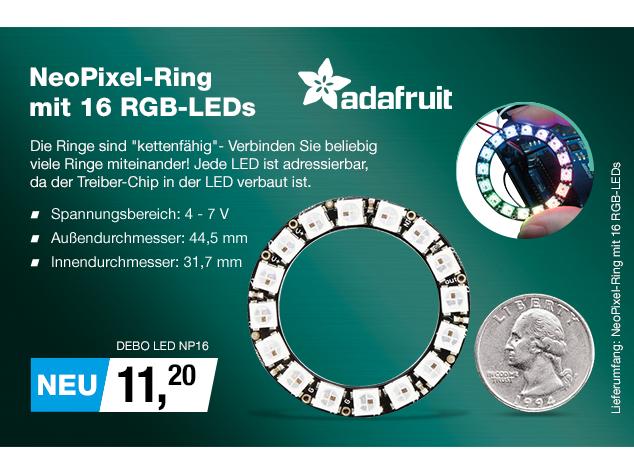 Artikel: DEBO LED NP16; EUR 11.20