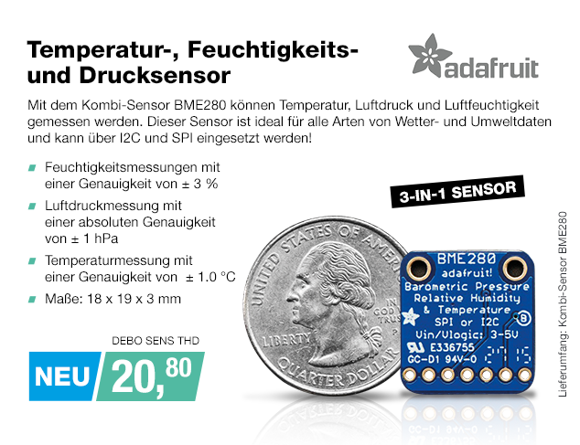 Artikel: DEBO SENS THD; EUR 19.90