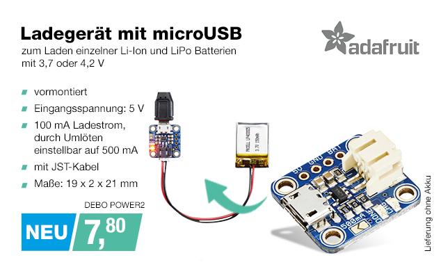 Artikel: DEBO POWER2; EUR 7.80