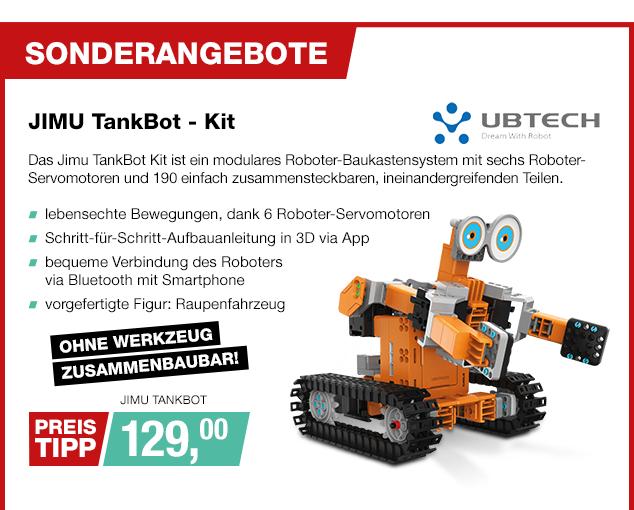 Artikel: JIMU TANKBOT; EUR 145.60