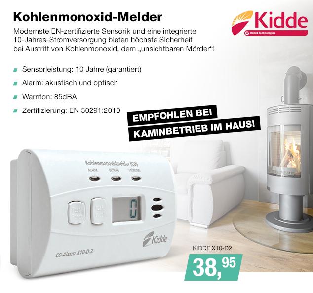 Artikel: KIDDE X10-D2; EUR 39.28