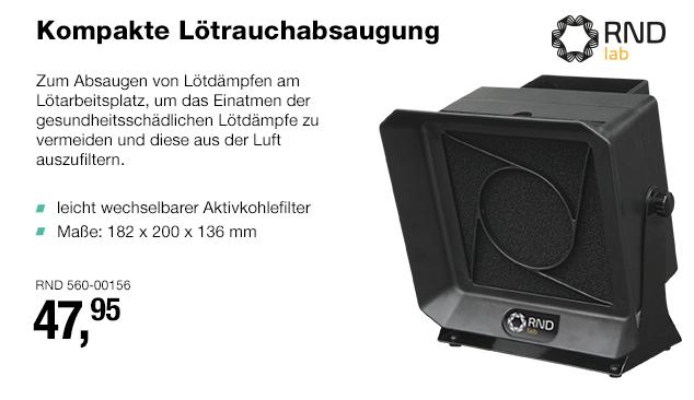 Artikel: RND 560-00156; EUR 48.35