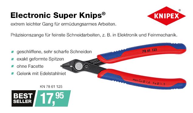 Artikel: KN 78 61 125; EUR 18.10