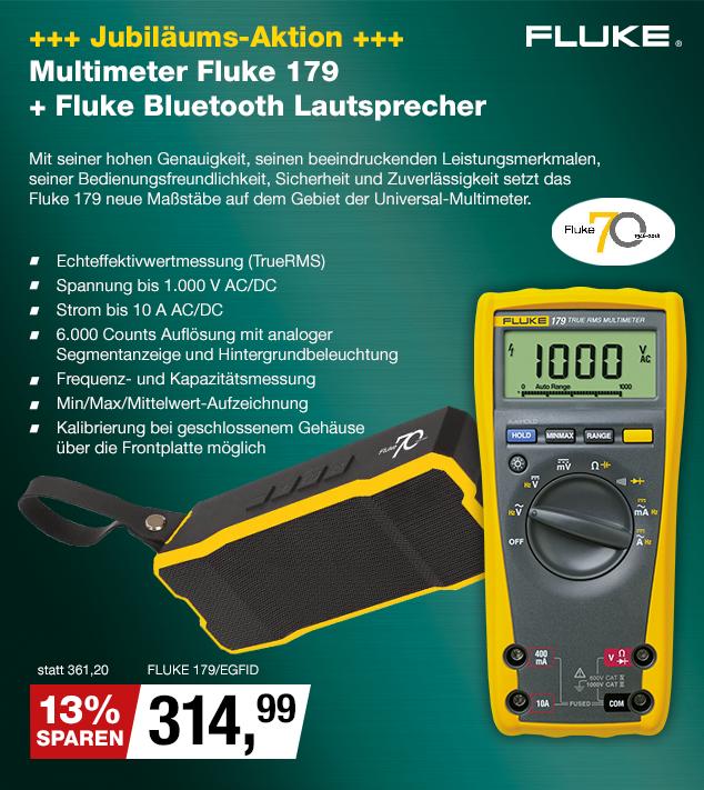 Artikel: FLUKE 179/EGFID; EUR 317.64