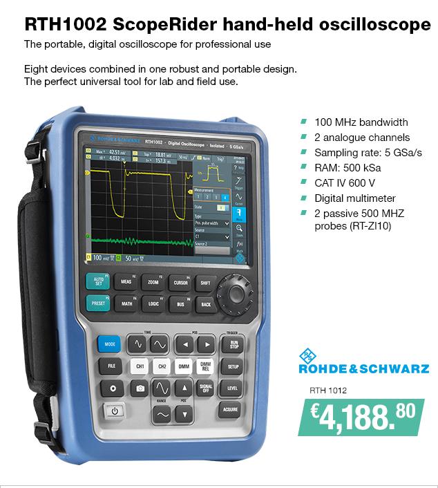 Artikel: RTH 1012; EUR 4259.20