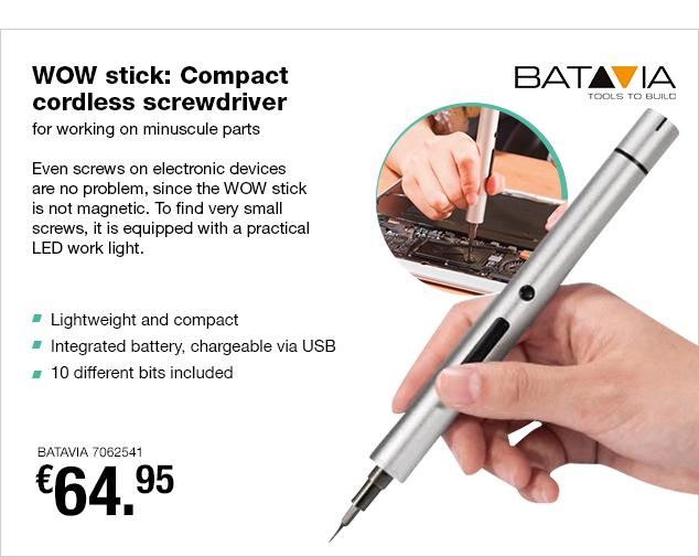 Artikel: BATAVIA 7062541; EUR 59.95