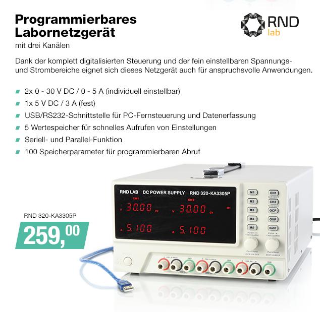Artikel: RND 320-KA3305P; EUR 259.00