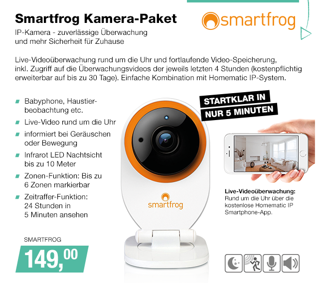 Artikel: SMARTFROG; EUR 148.95