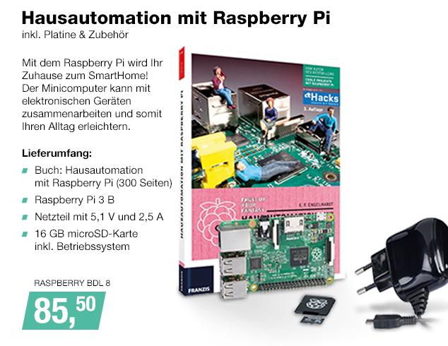 Artikel: RASPBERRY BDL 8; EUR 85.50