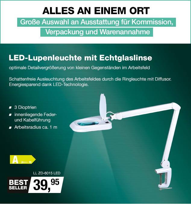 Artikel: LL ZD-6015 LED; EUR 39.95