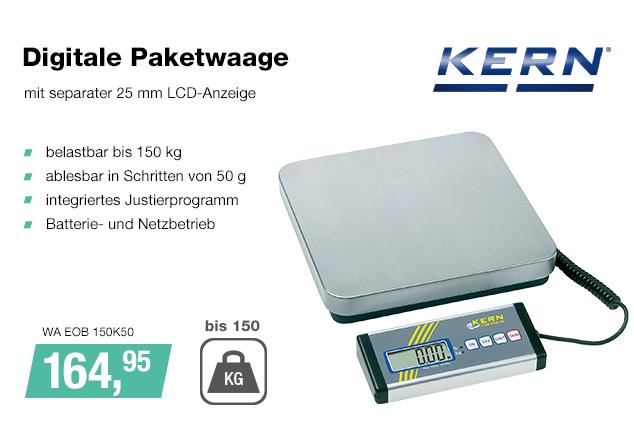 Artikel: WA EOB 150K50; EUR 164.95