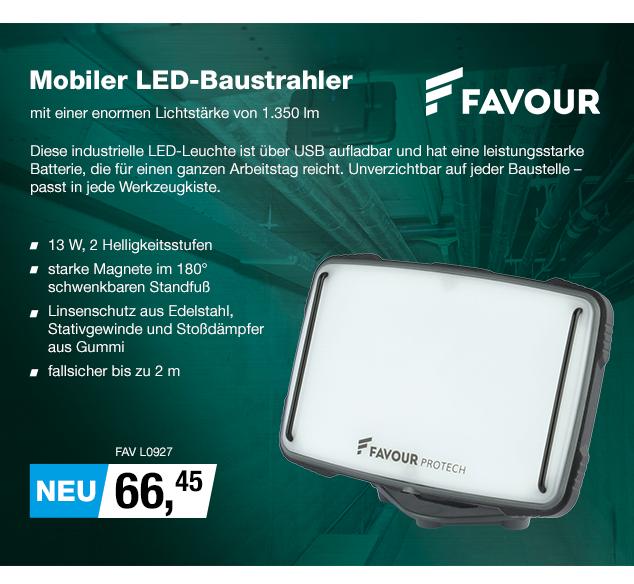 Artikel: FAV L0927; EUR 58.95