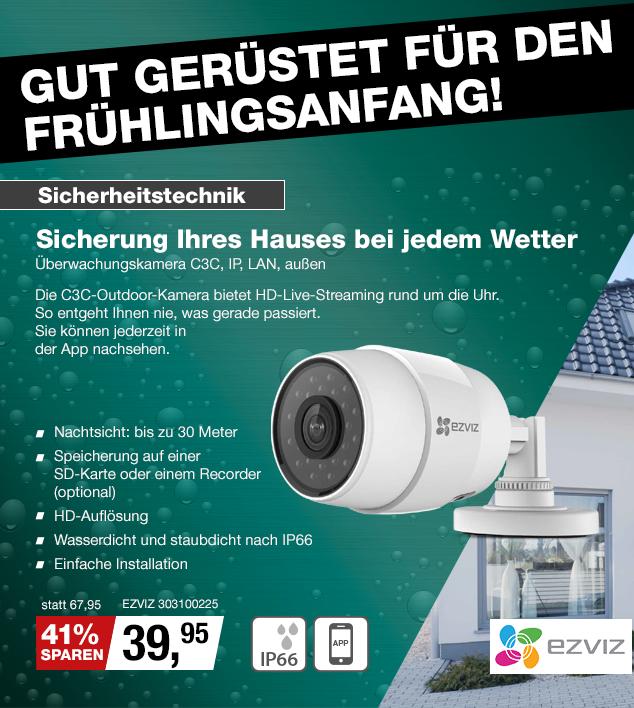 Artikel: EZVIZ 303100225; EUR 39.95
