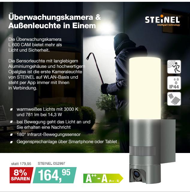 Artikel: STEINEL 052997; EUR 179.95