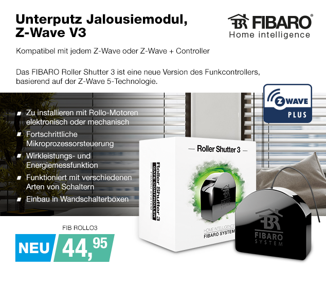 Artikel: FIB ROLLO3; EUR 44.95