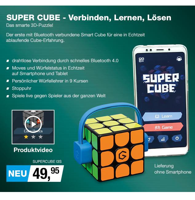 Artikel: SUPERCUBE I3S; EUR 44.95