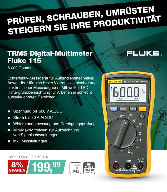Artikel: FLUKE 115; EUR 202.20