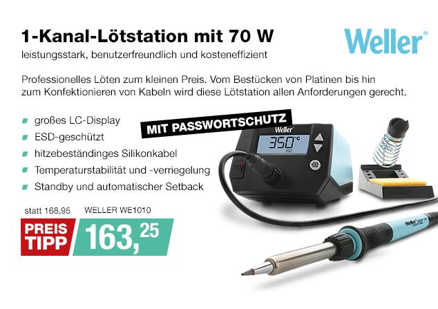 Artikel: WELLER WE1010; EUR 163.25