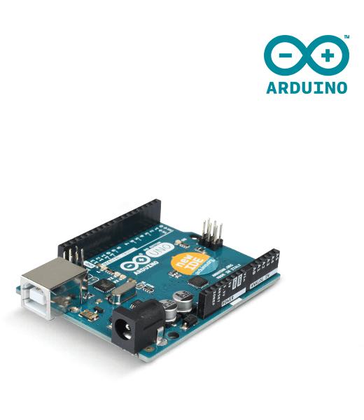 Arduino Uno Rev. 3, SMD-Variante, ATmega328, USB