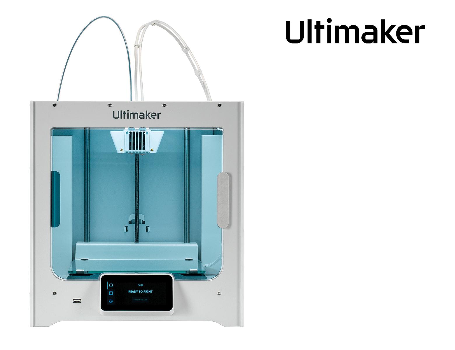 3D Drucker, Ultimaker S3
