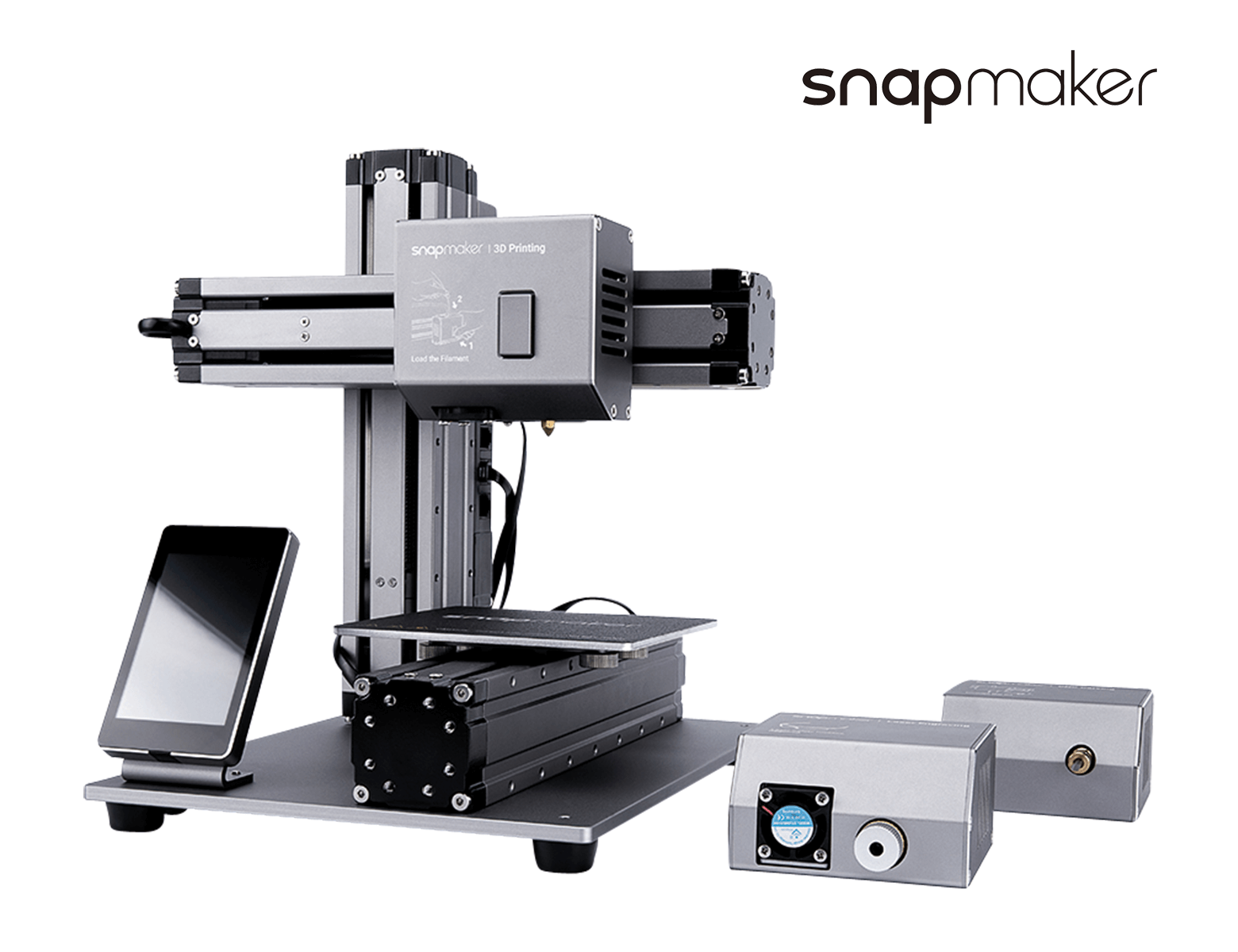3D Drucker, Lasergravierer, CNC-Fräse, Gehäuse