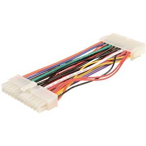 Netzteiladapter 24pol Stecker auf 20pol Buchse S-CONN 78227-HQ