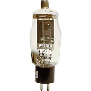 Elektronenröhre, Leistungstriode, JEDEC A4-10, 4-pol, 6,3 V, 4 A FREI 811 A