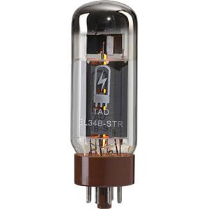 Elektronenröhre, Endpentode, Octal, 8-pol, 6,3 V, 1,5 A FREI EL 34B-STR