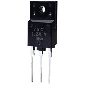 Transistor NPN TO-247 800V 12A 125W INCHANGE BU2525DW