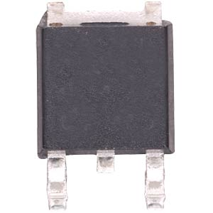 MOSFET N-Ch 200V 5A 3-Pin(2+Tab), D-PAK INTERNATIONAL RECTIFIER IRFR220NPBF