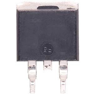 MOSFET N-Ch 100V 17A 3-Pin(2+Tab), D2-PAK INTERNATIONAL RECTIFIER IRF530NSPBF